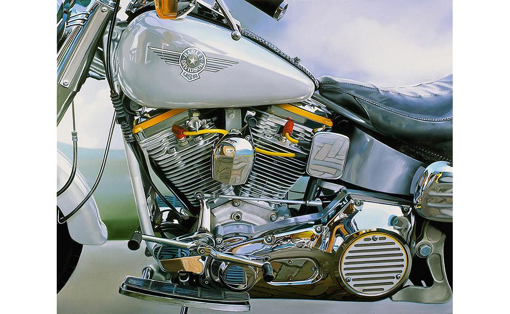 Piet's Harley