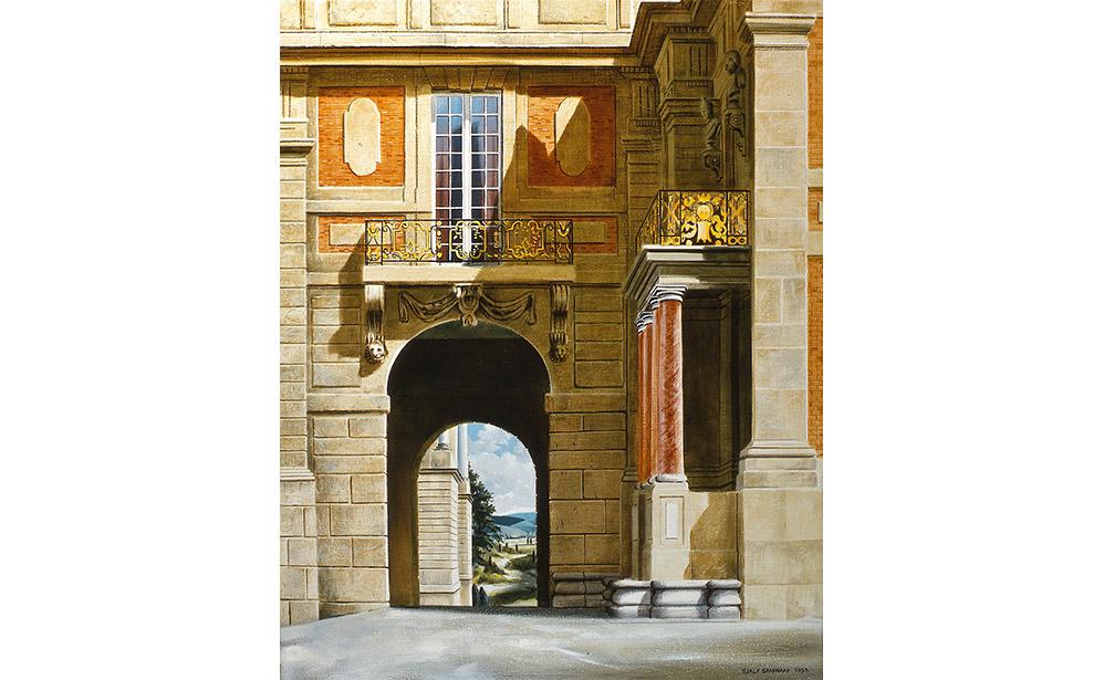 Poortje in Versailles
