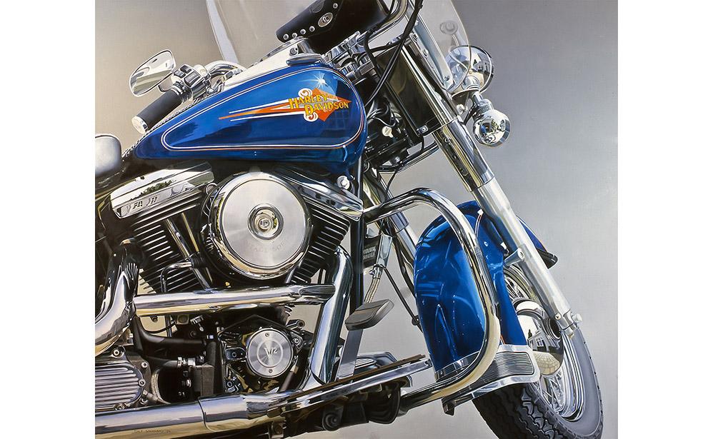 Stroobandt's Harley