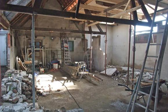 Fonkelnieuw Een nieuw atelier, een nieuwe lente en... nieuwe giclee's! | Tjalf HO-22