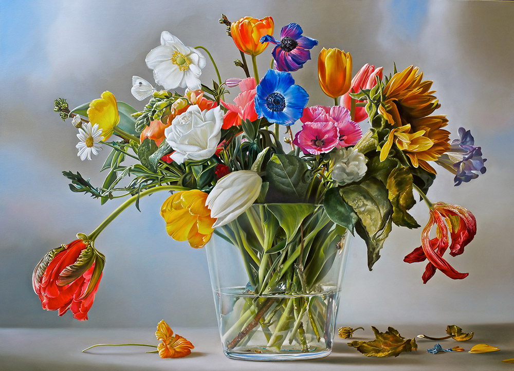 Flowerpower   Tjalf Sparnaay
