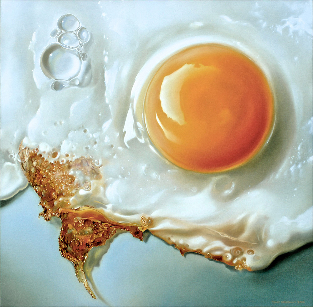 Images Of Egg Paintings