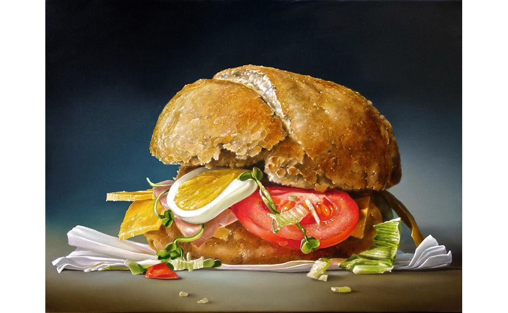 Broodje Ei Tomaat