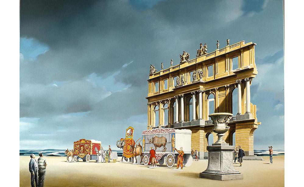 Circus in Versailles