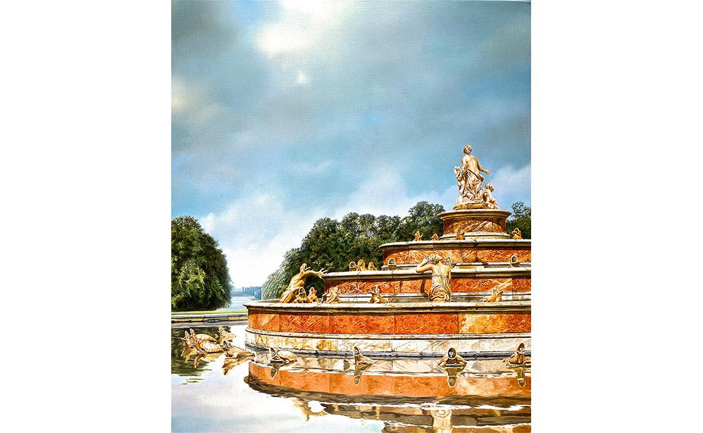 Fontein van Versailles