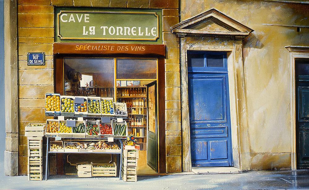 La Tonelle