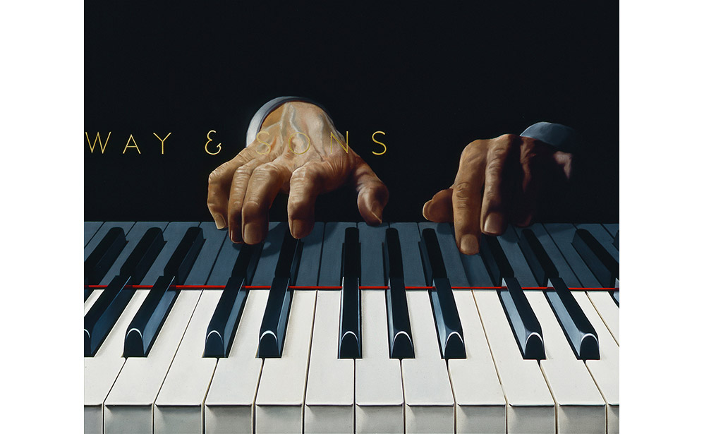 Pianohanden