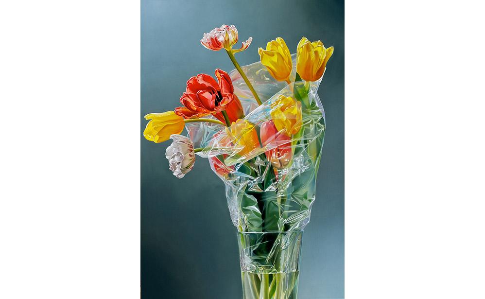 Tulpen in Plastic IV