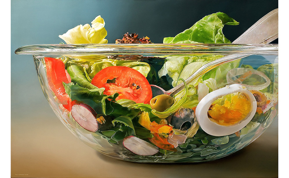 Very Large Salad Bowl