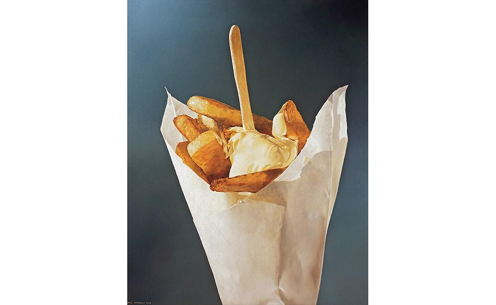 Vlaamse friet II