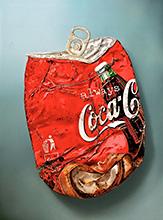 可乐易拉罐